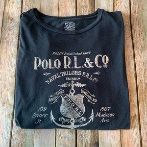 Polo Ralph Lauren Men's graphic tee shirt